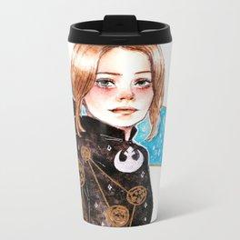 Rogue One: Jyn Erso Metal Travel Mug