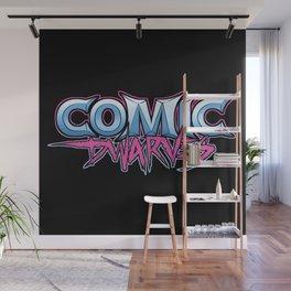 Comic Dwarves Wall Mural