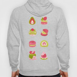 Strawberry Matcha Hoody