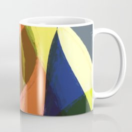 Abstract #465 Coffee Mug