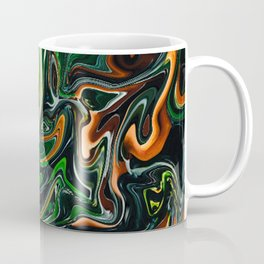 Citrus Jungle Coffee Mug