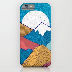 The Crosshatch Sky iPhone 6s Slim Case