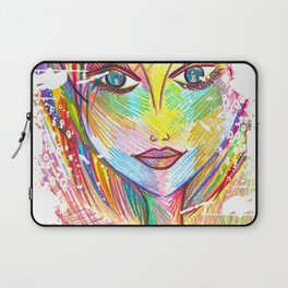 """""""What if I Fall? """"Oh, But My Darling, What if You Fly?"""" Laptop Sleeve"""