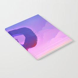 Falling Notebook