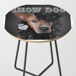 ShowDog Side Table