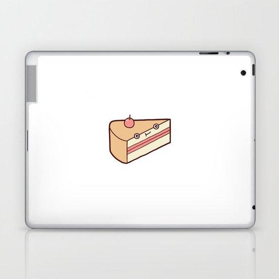 Happy Cake Laptop & iPad Skin