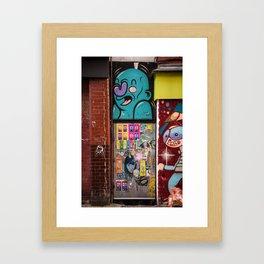 NQ Framed Art Print
