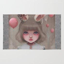 Juliette, balloons & pearls... Rug
