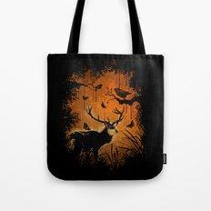 Lost Deer Tote Bag