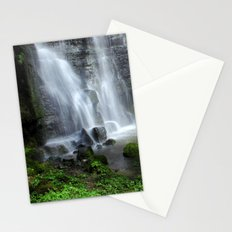 Waterfall at Swallet Falls Stationery Cards