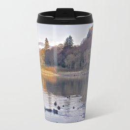 By the Lakeside - Derwent Water Travel Mug