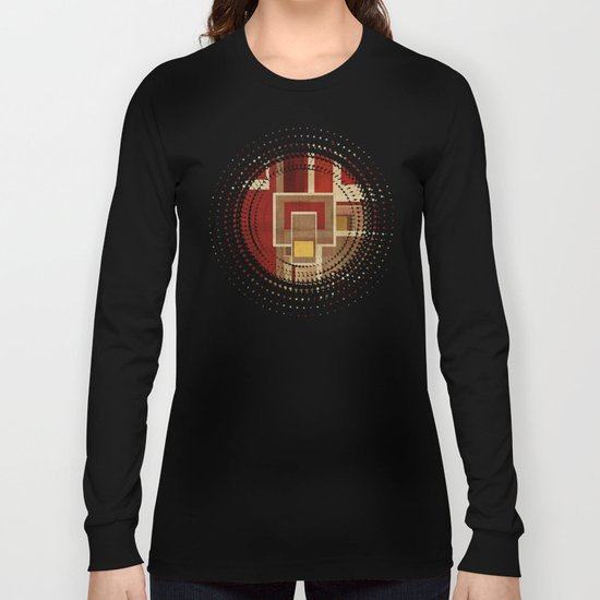 Textures/Abstract 93 Long Sleeve T-shirt