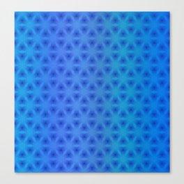 Triangulation Variation 4 Canvas Print