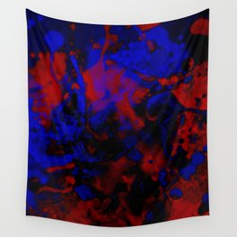 Yin Yang Heaven & Hell Wall Tapestry