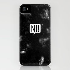 The Night Who Says Ni iPhone (4, 4s) Slim Case