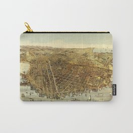San Francisco Waterfront Carry-All Pouch