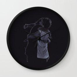 The Larry Hug Wall Clock