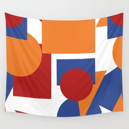 Abstract design for your creativity Wall Tapestry