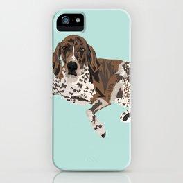 Layna iPhone Case