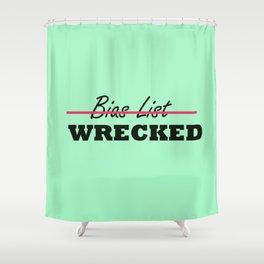 K-Poppin: Bias Shower Curtain