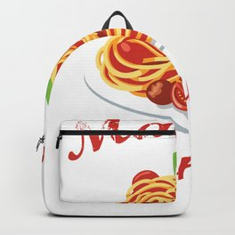 Mangia! | Let's Eat Backpack
