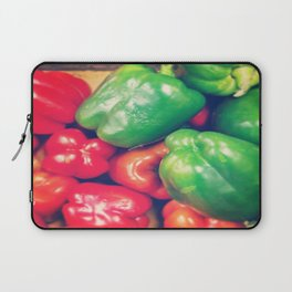Red And Green War Laptop Sleeve