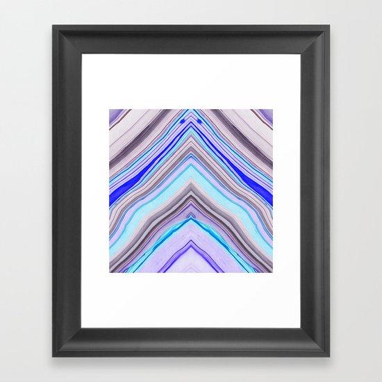 Vane Framed Art Print