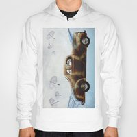 drive Hoodies featuring DRIVE by Jerzy Jachym