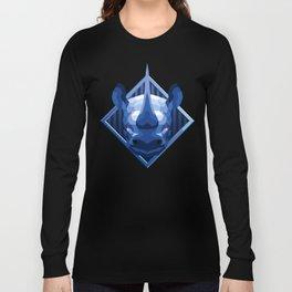 Rhino Head Trophy 2 Long Sleeve T-shirt
