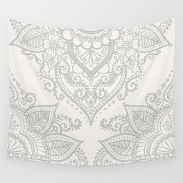 BOHO ORNAMENT 1A Wall Tapestry