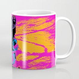 And the Puck Stops Here! - Hockey Goalie Coffee Mug