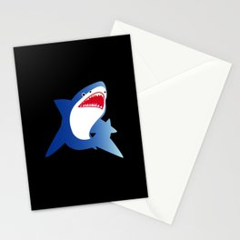 He is popo. Stationery Cards