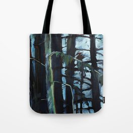 Threaded Forest Tote Bag