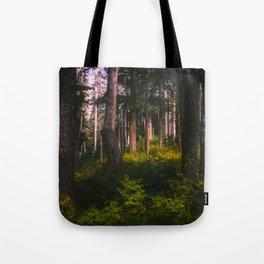 Oregon Forest II Tote Bag