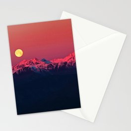 In The End #society6 #prints Stationery Cards