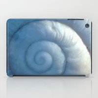 shell iPad Cases featuring shell by Motif Mondial