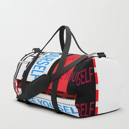 Be yourself Duffle Bag