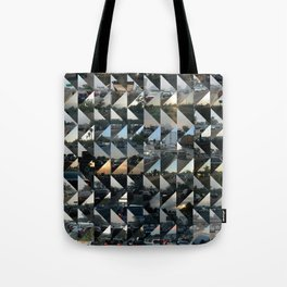 Commuter Quilt Tote Bag
