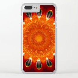 Jupiter Clear iPhone Case