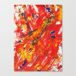 Roadkill Canvas Print