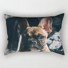 Hipster Frenchy Rectangular Pillow
