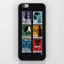 Bond #4 iPhone Skin