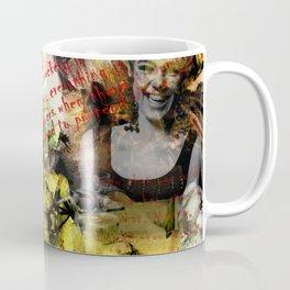 Edie ft. Twiggy Coffee Mug