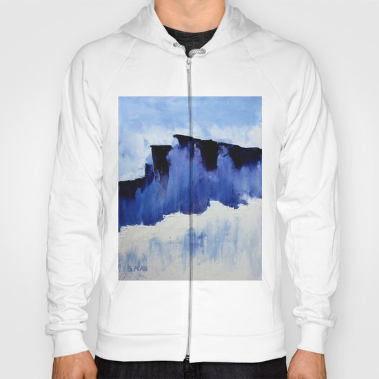 Cold Blue Hoody