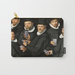 Everybody Loves Apple Carry-All Pouch