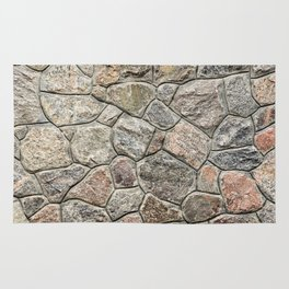Stone texture Rug