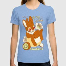 Jackalope and Kiwi T-shirt