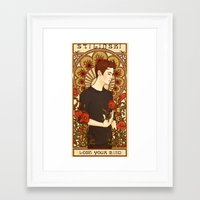 stiles Framed Art Prints featuring Stiles by callahaa