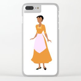Tiana Clear iPhone Case