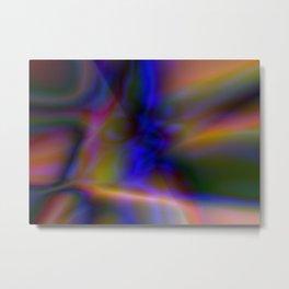 Lambent Light Metal Print